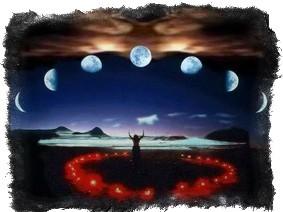 Магические ритуалы в новолуние