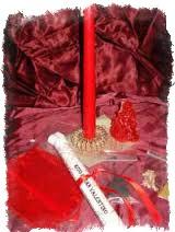 Свеча для ритуала на секс