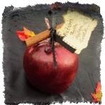 атрибуты для приворота на яблоко
