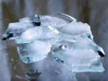 Защита с помощью талой воды