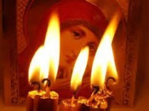 Как снять порчу с сына или дочери с помощью свечей?