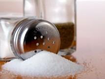 Обряд очищения солью