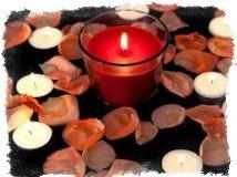 Эфирные свечи