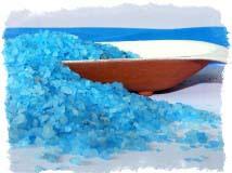 Снятие порчи солью