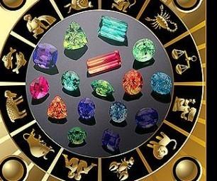 Камни Зодиака Драгоценные камни по знакам Зодиака