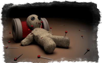 Заговор на смерть - вуду