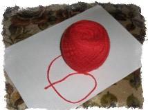 Заговор красный клубок