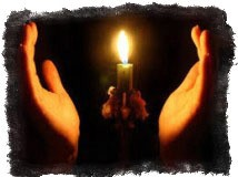гадание со свечой