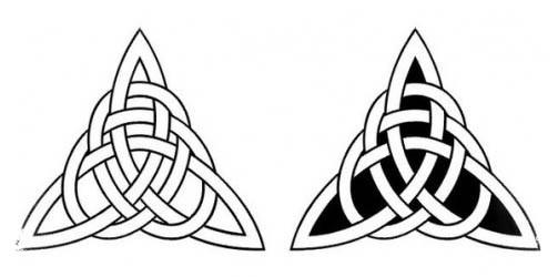 Кельтские узоры и значение этих символов в практической магии