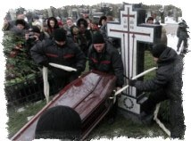 приметы и суеверия на похоронах