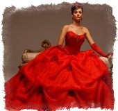Красное свадебное платье приметы