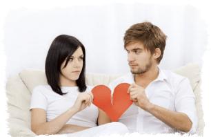Порча на отношения