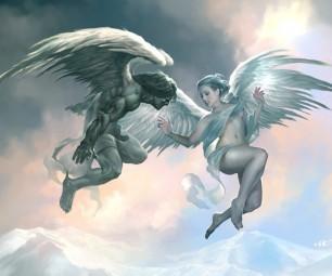 Гадание на картах ангелов онлайн бесплатно