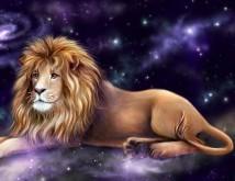 Камень знака зодиака лев