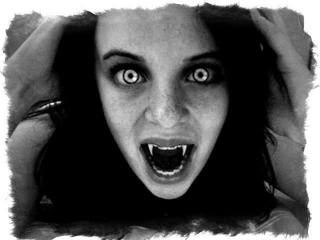 фото вампира