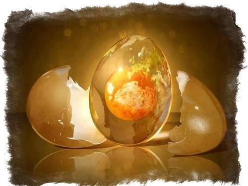 Как самому снять с себя сглаз яйцом