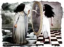 Треснуло зеркало - примета