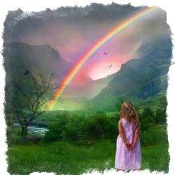 Приметы о радуге