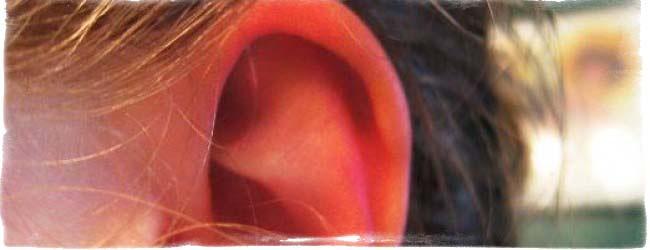 Горят уши - примета