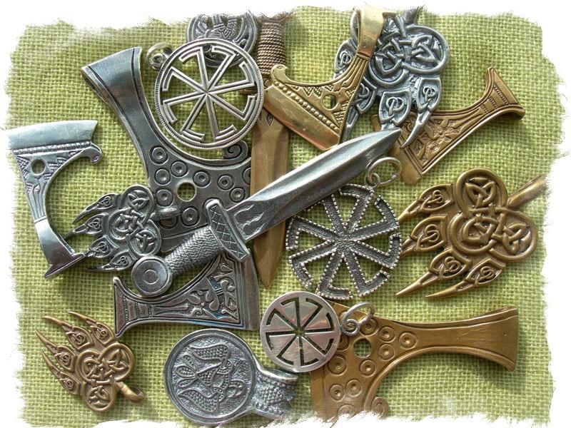 символика амулетов