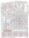 Оберег для дома своими руками — схемы вышивки и инструкции