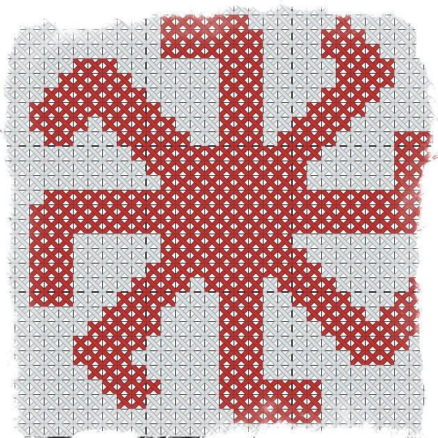 Схемы вышивки крестом, детская метрика бесплатно!
