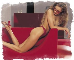 Фото -откровенные фото после съемки для Playboy