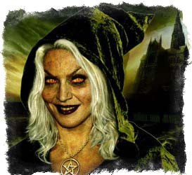 сон ведьма