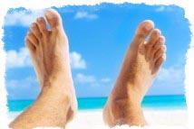 форма пальцев ног и характер