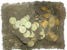 денежный подклад