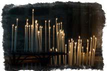 приворот на церковных свечах
