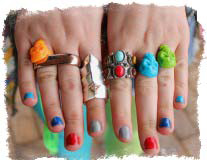 значение пальцев на руке