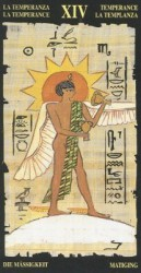 гадание на египетском таро