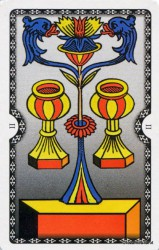 Марсельское таро — трактование загадочных рисунков и галерея