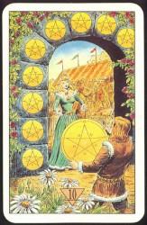 Карты таро Зеркало судьбы — уникальный магический атрибут