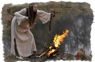деревенская магия заговоры и заклинания