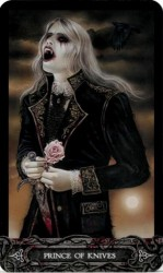 таро вампиров фантасмагория