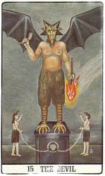 Современное таро: ведьмы и третье тысячелетие