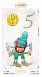 Таро Гномов  70-6-138x250