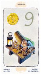 Таро Гномов  74-6-138x250