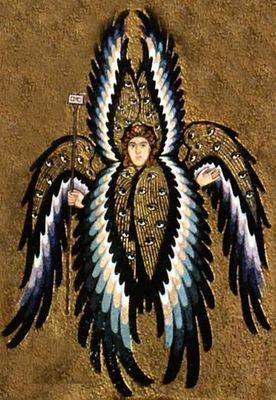Ангелы херувимы — место и значение их в христианстве и иудаизме