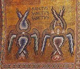 имена ангелов серафимов