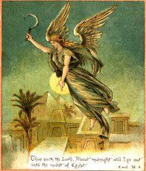 ангел смерти в иудаизме
