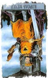 значение карты таро король мечей