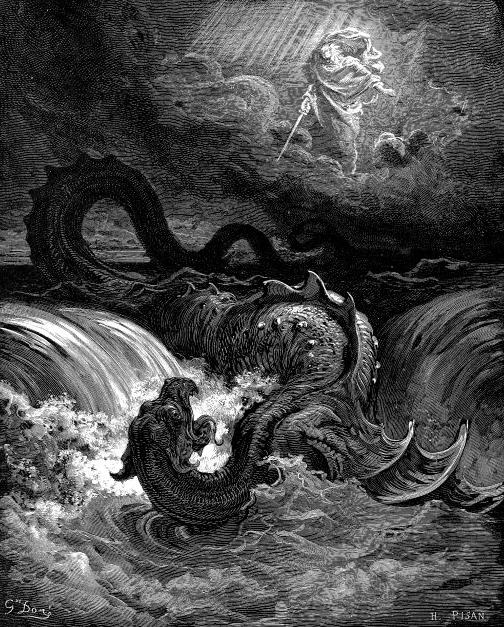 левиафаны в библии