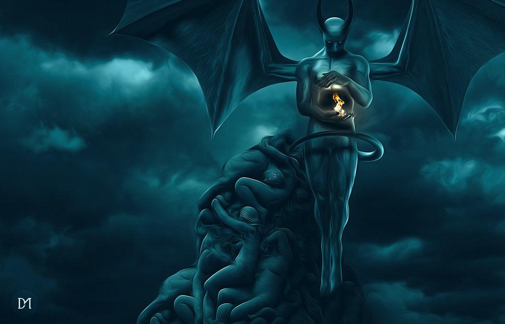 Ваал � один из �ам�� к�овав�� богов и �и���й демон