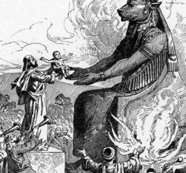 молох мифология