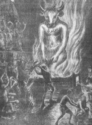 культ молоха