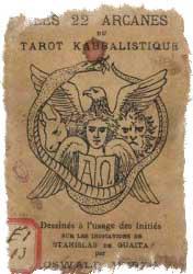 карты таро папюса