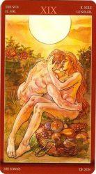 солнце таро значение в отношениях